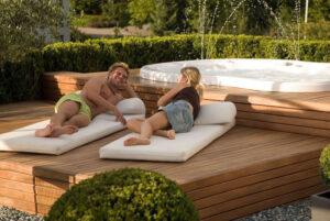 фото спа бассейн Amore