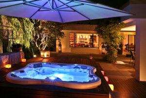 фото спа бассейн LotusBay