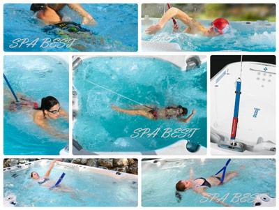 фото плавательный джакузи