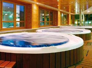 фото гидромассажный бассейн