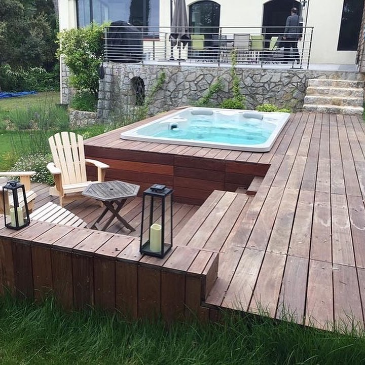 фото плавательный бассейн спа