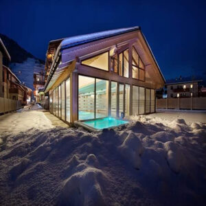 фото переливной бассейн спа