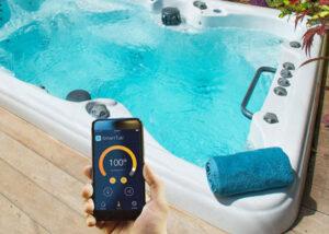 SmartTub ™ управление Jacuzzi со смартфона