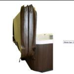 фото лифт круглый спа