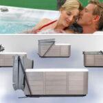 Подъемное устройство для крышки спа бассейна чехла cover lifter jacuzzi