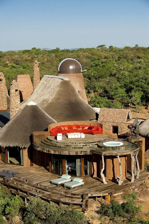 фото джакузи на крыше