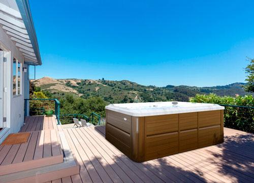 Плавательный спа бассейн джакузи с противотоком Swim Spa jacuzzi PowerPlay™