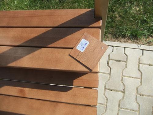 Ступени для бассейна деревянные на металлическом каркасе jacuzzi steps pine