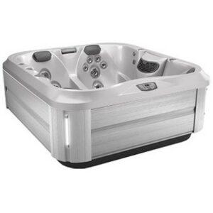 Спа бассейн Jacuzzi J-325 Silver Pearl Brushed Grey