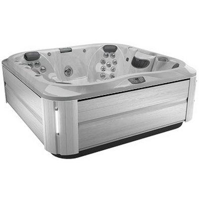Спа бассейн Jacuzzi J-375 Platinum Brushed Grey