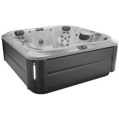 Спа бассейн Jacuzzi J-375 Platinum Smoked Ebony