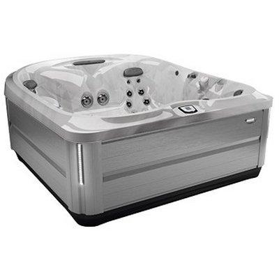 Спа бассейн Jacuzzi J-475 Platinum Brushed Grey