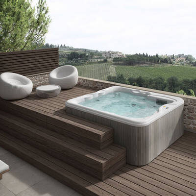 Спа бассейн Jacuzzi Lodge L