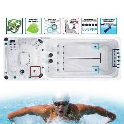 Плавательный бассейн Passion Spas Dynamic