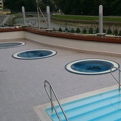 Спа бассейн Aquasan Alfa Lux