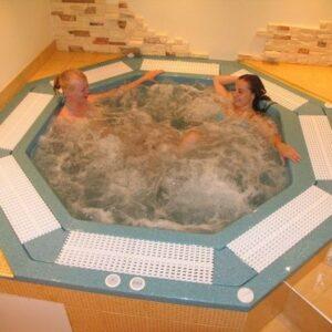Спа бассейн Aquasan Beta Lux