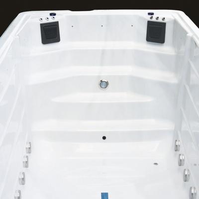 Плавательный Спа бассейн с противотоком Waterwave Spas Ätna