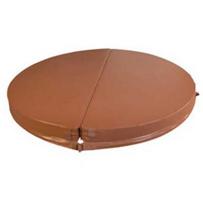 Круглая термокрышка для встроенного Спа бассейна
