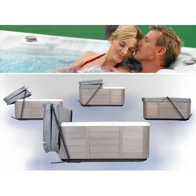 Подъемное устройство для крышки чехла Спа бассейна