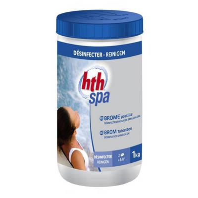 Таблетки брома HTH Spa 1кг
